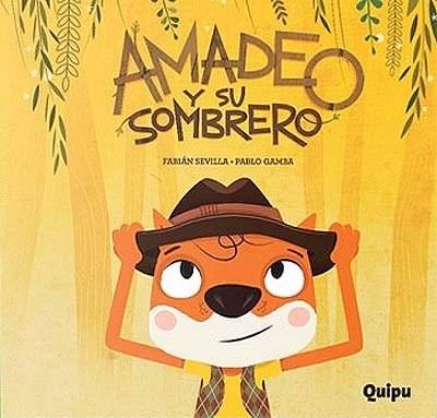 Papel Amadeo Y Su Sombrero