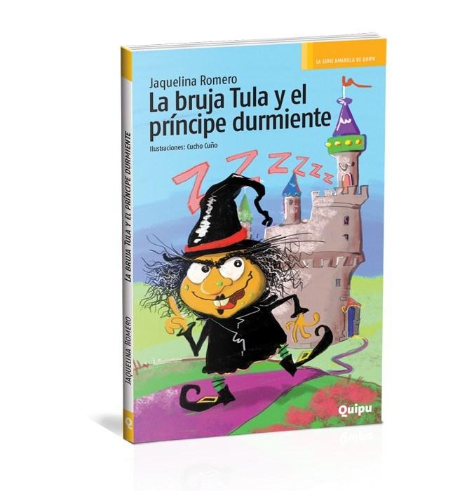 Papel Bruja Tula Y El Principe Durmiente, La