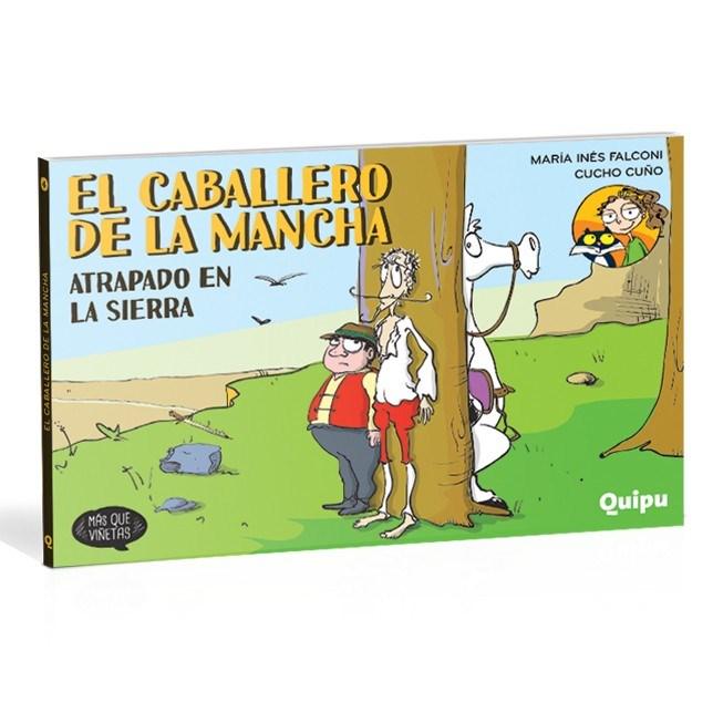 Papel Caballero De La Mancha,Atrapado En La Sierra