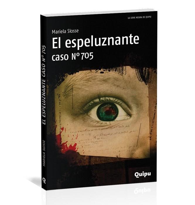 Papel Espeluznante Caso Nro 705, El