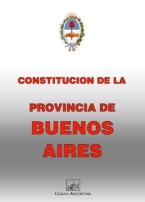 Papel Constitucion De La Provincia De Buenos Aires
