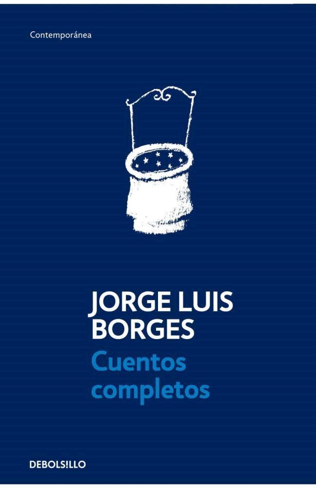 Papel Cuentos Completos (J.L.Borges)
