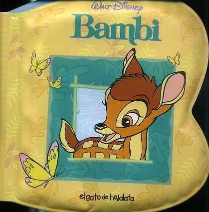 Papel Bambi Cuenta Mariposas