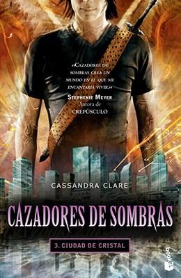 Papel Cazadores De Sombras 3- Ciudad De Cristal