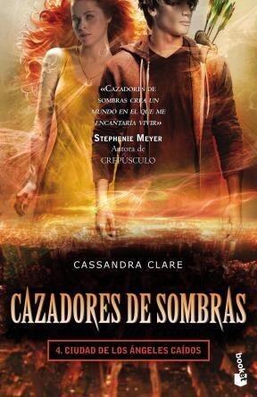 Papel Cazadores De Sombras 4. Ciudad De Ángeles Caídos