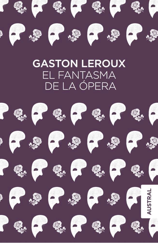 Papel Fantasma De La Opera, El