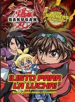 Papel Bakugan N§1