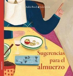 Papel Sugerencias Para El Almuerzo ® Ê Adela Basch