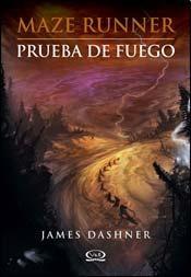 Papel Maze Runner - Prueba De Fuego