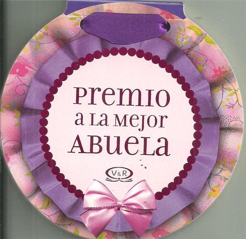 Papel Premio A La Mejor Abuela Nueva Edicion