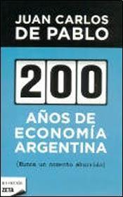 Papel 200 Años De Economía Argentina