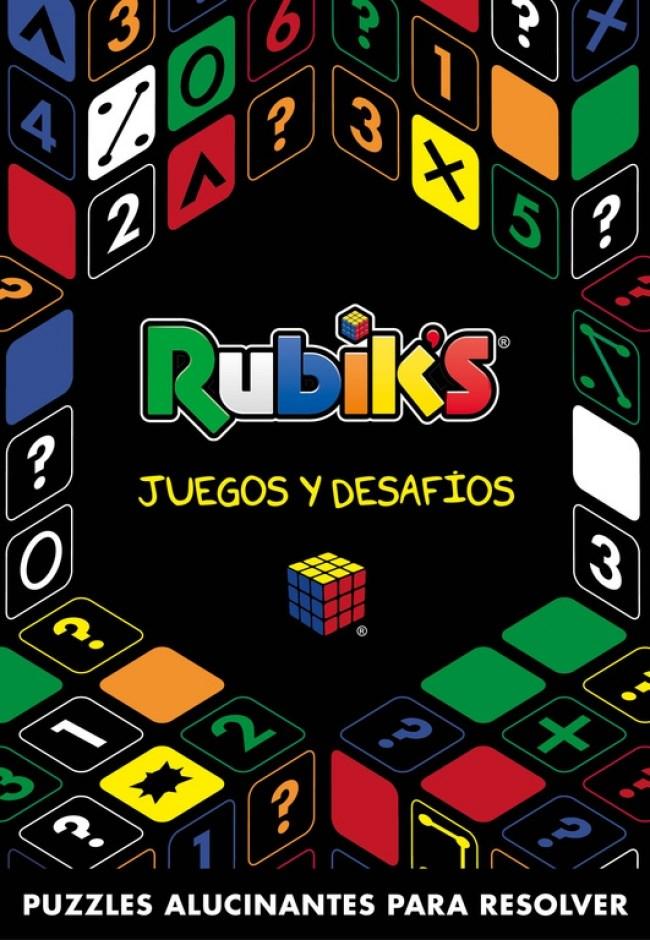Papel Rubiks Juegos Y Desafios