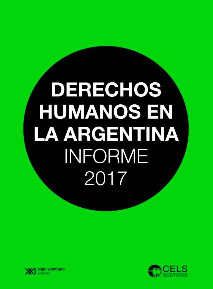 Papel Derechos Humanos En La Argentina Informe 2017