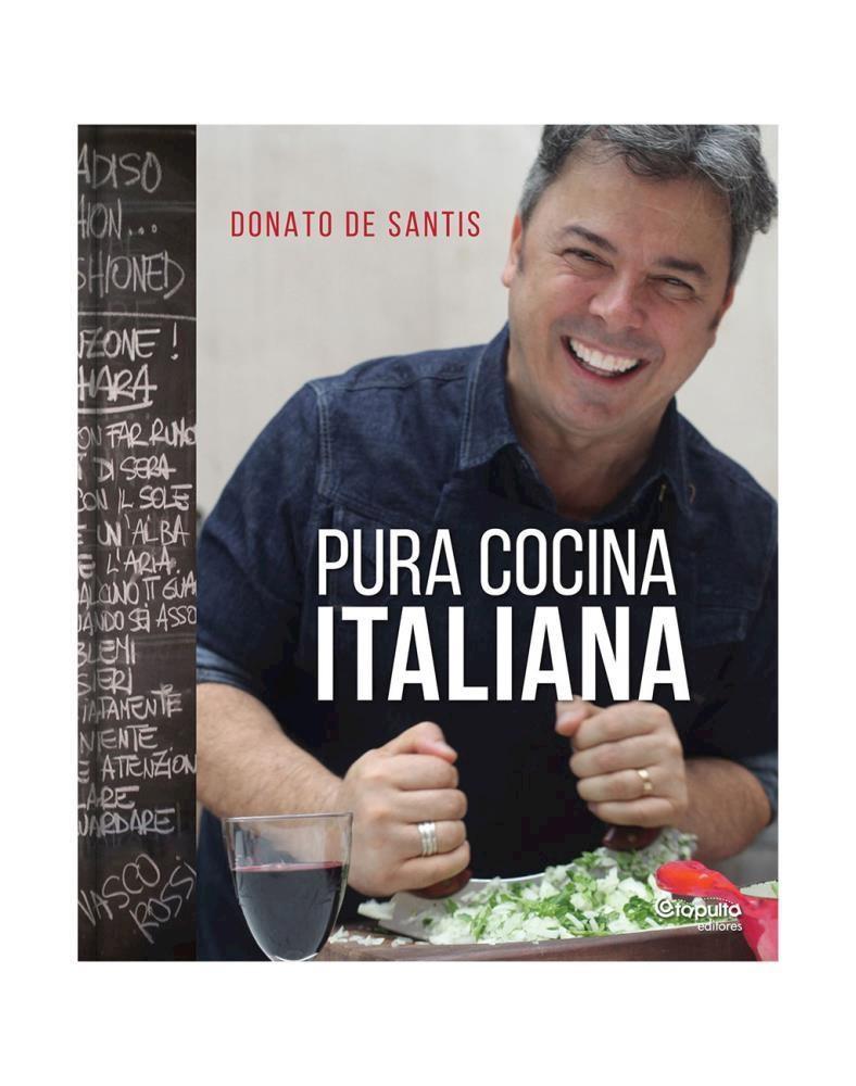 Papel Pura Cocina Italiana - Tapa Dura