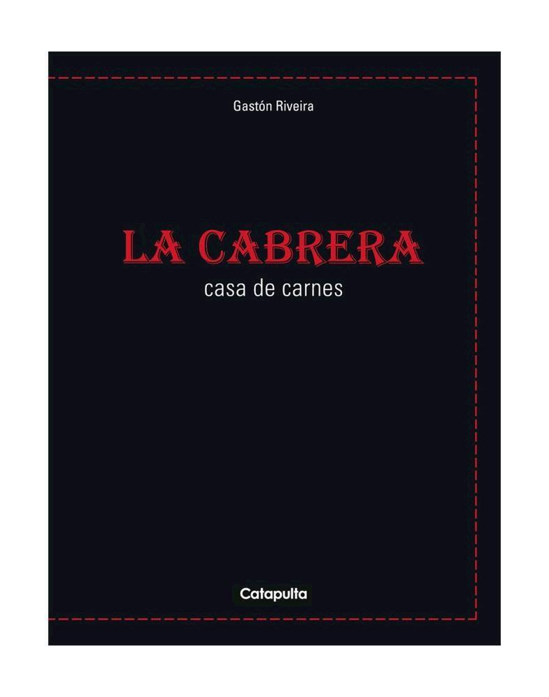 Papel La Cabrera Casa De Carnes