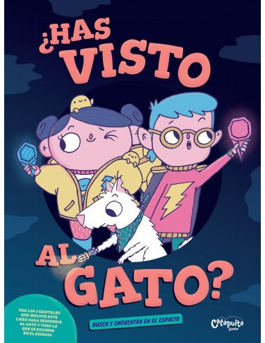 Papel Has Visto Al Gato? Busca Y Encuentra