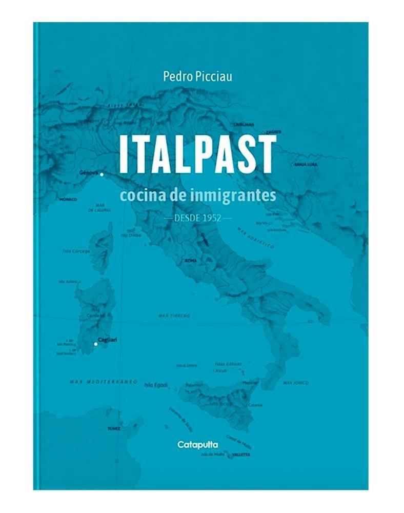 Papel Italpast Cocina De Inmigrantes Desde 1952