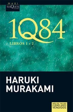 Papel 1Q84 Libros 1 Y 2 (Maxi Tusquets)