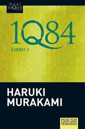 Papel 1Q84 Libro 3 (Maxi Tusquets)