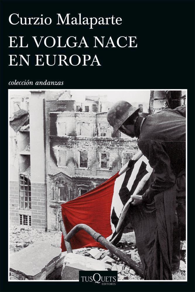 Papel Volga Nace En Europa , El