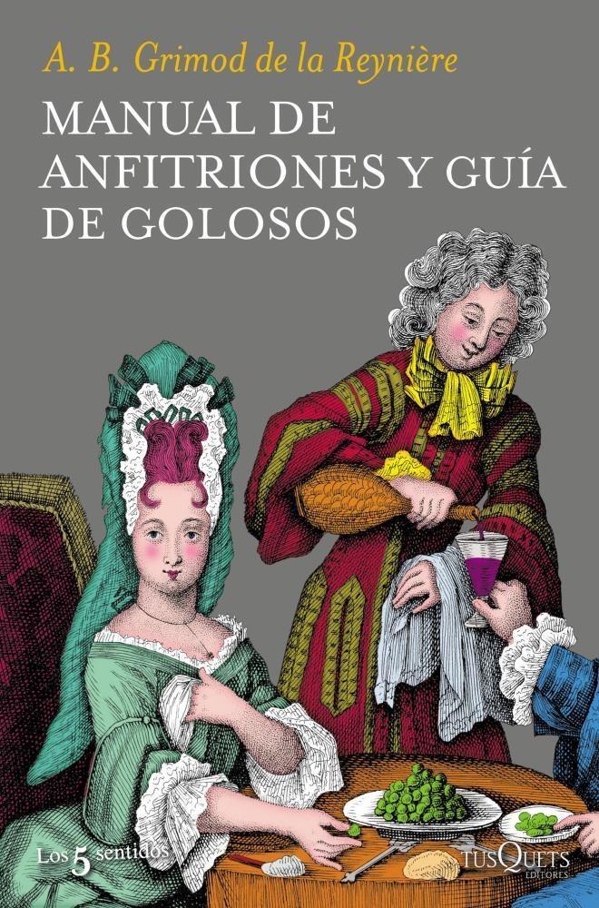 Papel Manual De Anfitriones Y Guia De Golosos