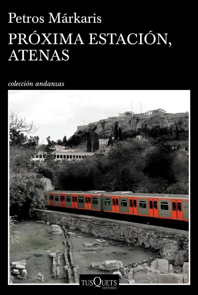 Papel Proxima Estacion Atenas