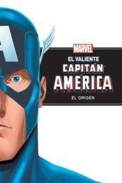 Papel Valiente Capitan America, El -El Origen-