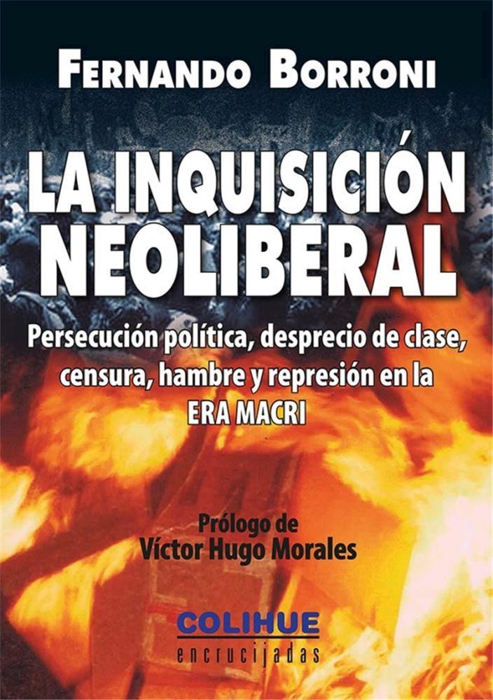 Papel Inquisicion Neoliberal, La