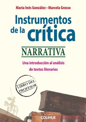 Papel Instrumentos De La Crítica Narrativa ( Libro Del Profesor )