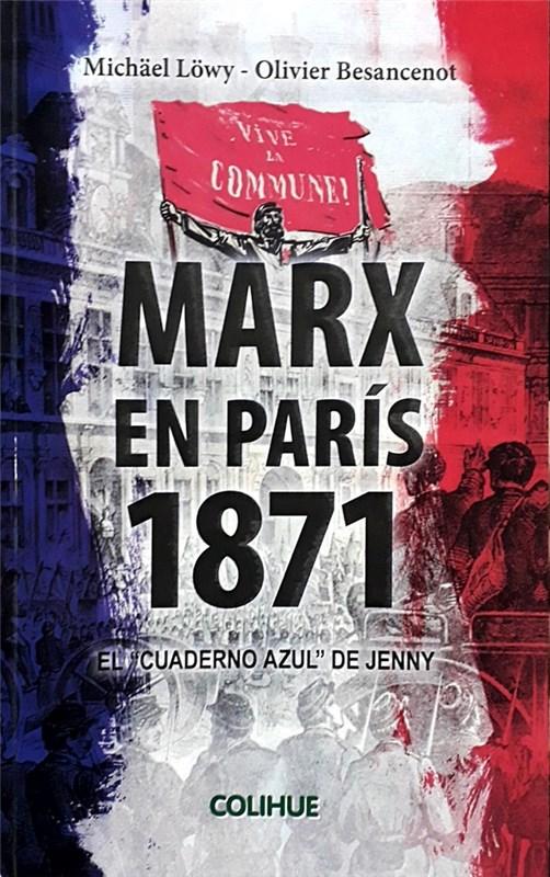 Papel Marx En Paris 1871
