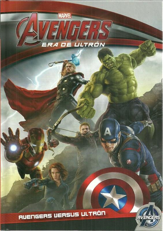 Papel Avengers Versus Ultron
