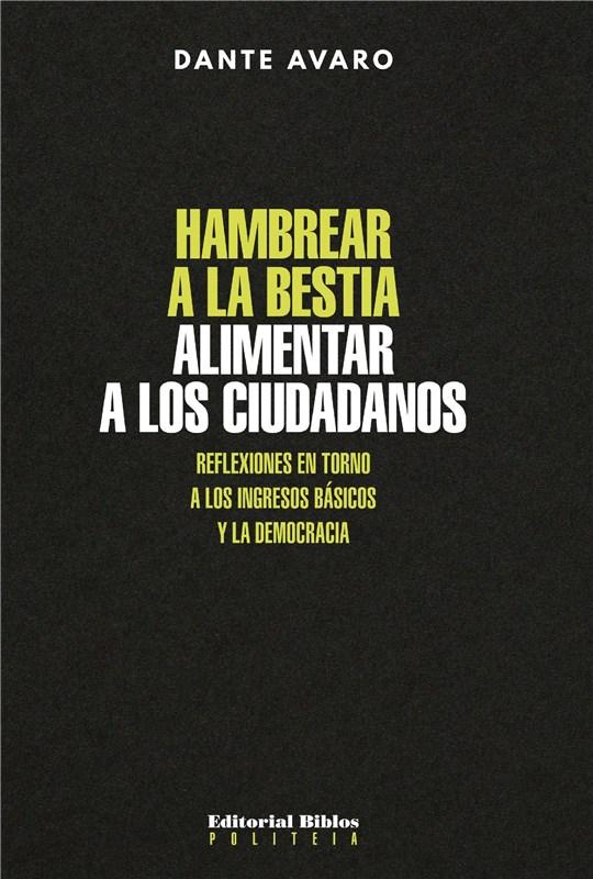 E-book Hambrear A La Bestia