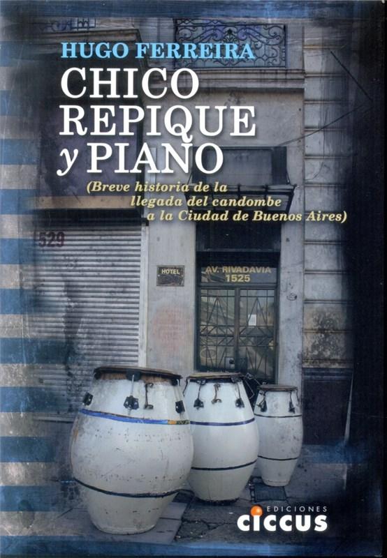 Papel Chico Repique Y Piano