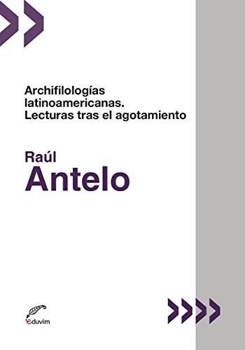 Papel Archifilologias Latinoamericanas