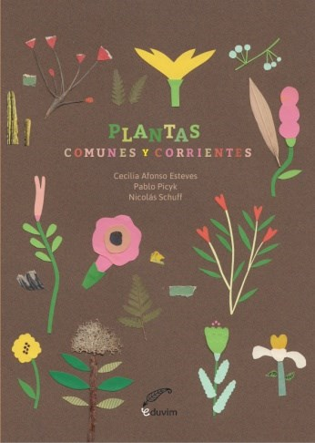 Papel Plantas Comunes Y Corrientes Tapa Dura