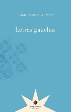 E-book Letras Gauchas