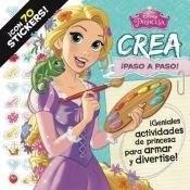 Papel Crea Paso A Paso Disney Princesa