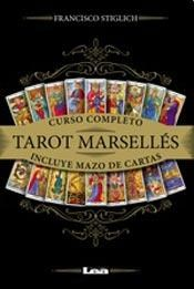 Papel Tarot Marselles: Curso Completo Con Mazo De Cartas
