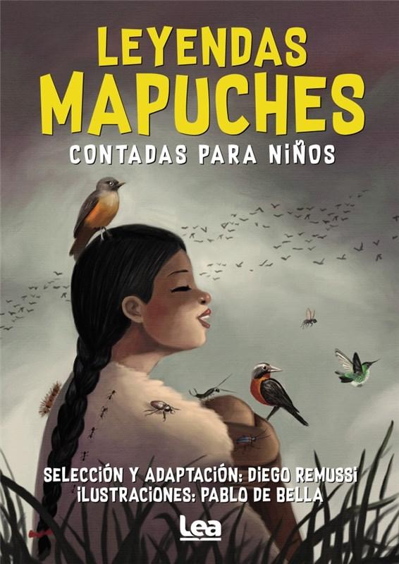 Papel Leyendas Mapuches Contadas Para Ni?Os