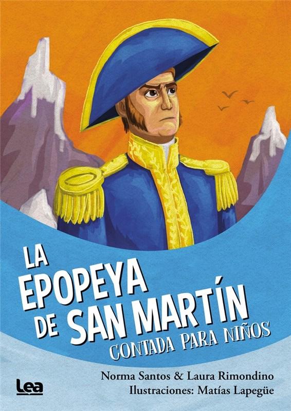 Papel Epopeya De San Martin, La. Contada Para Ni?Os