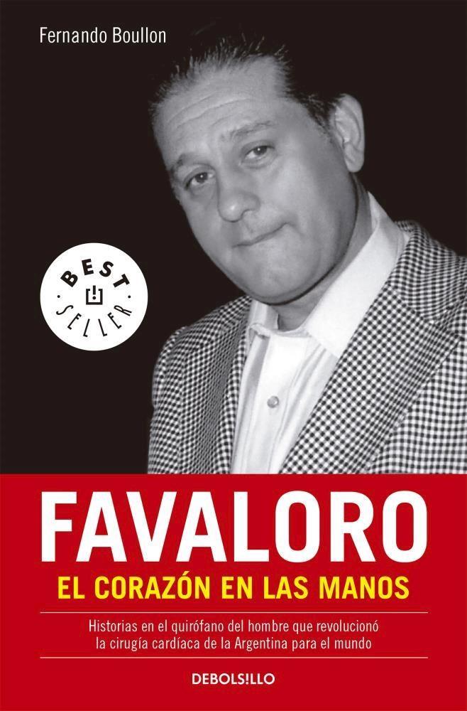 Papel Favaloro. El Corazon En Las Manos