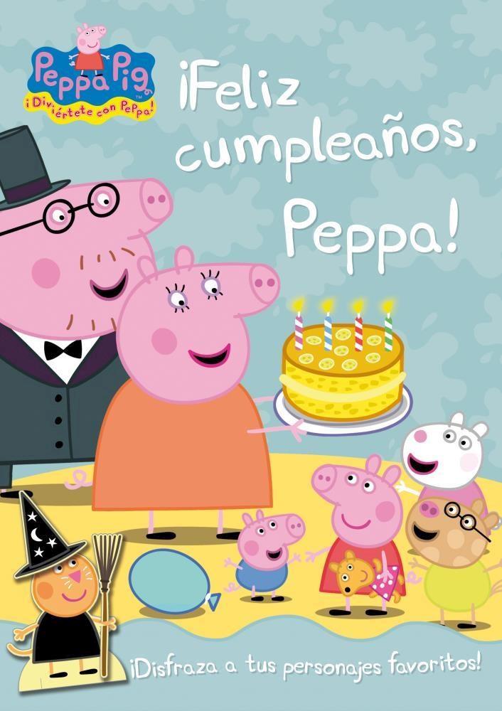 Papel Feliz Cumpleaños, Peppa