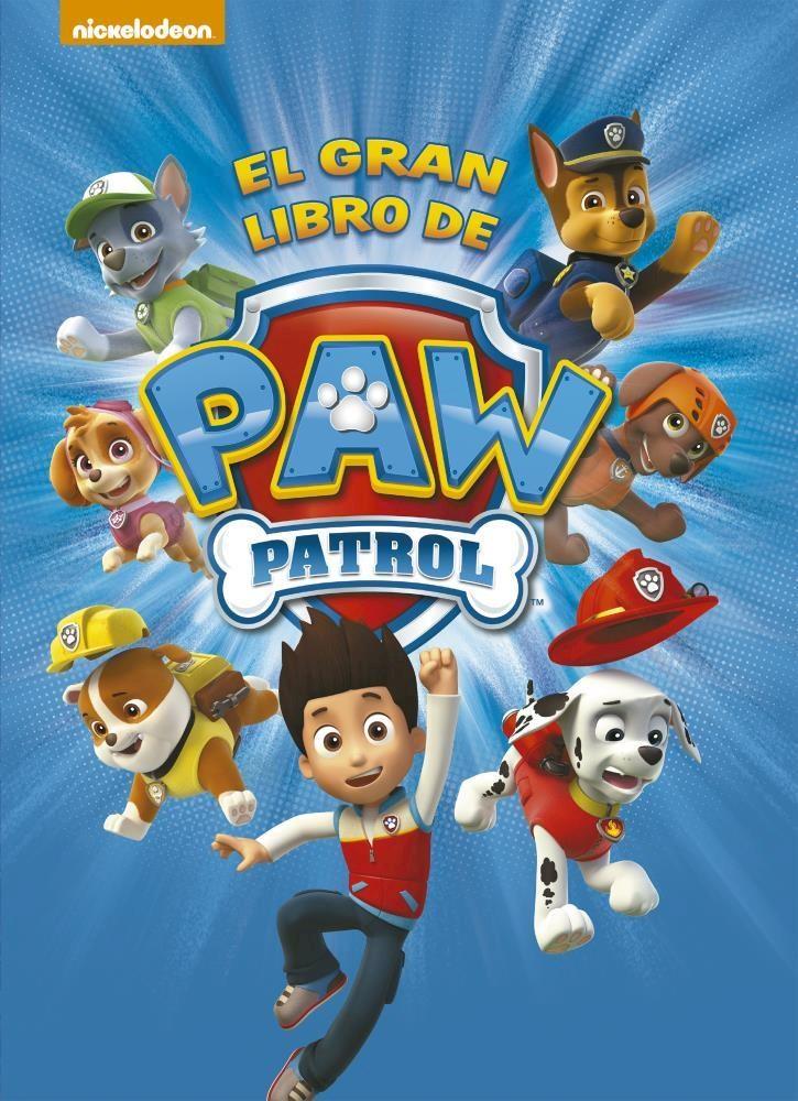 Papel Gran Libro De Paw Patrol, El
