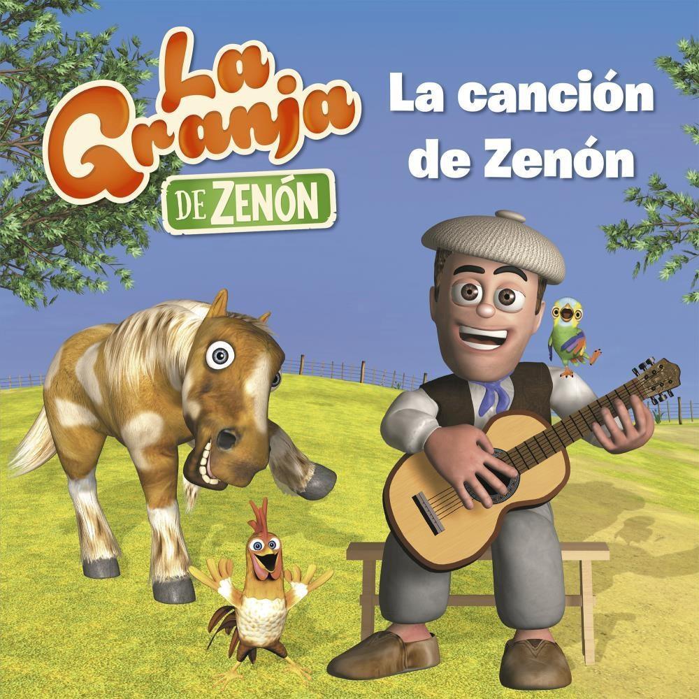 Papel Reino Infantil - La Cancion De Zenon