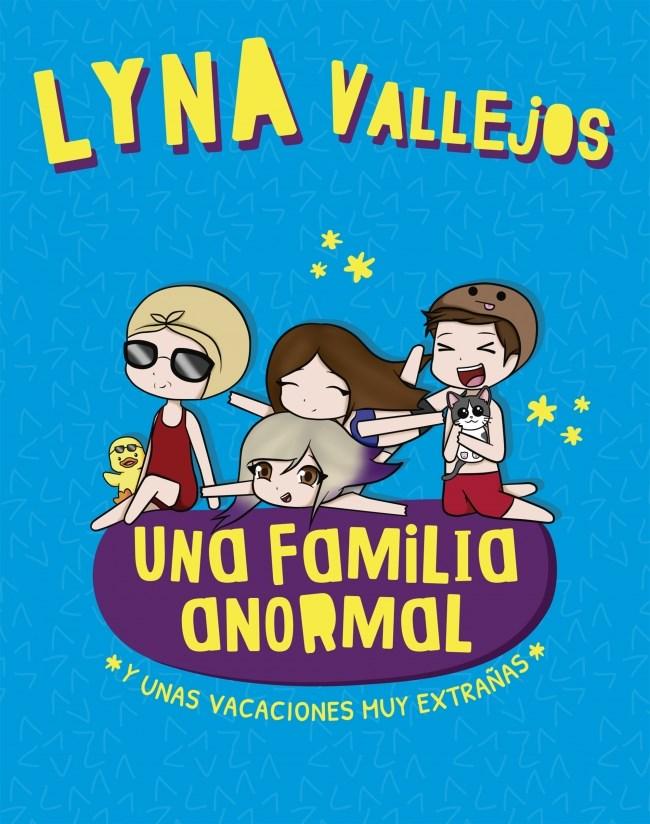 Papel Una Familia Anormal. Y Unas Vacaciones M