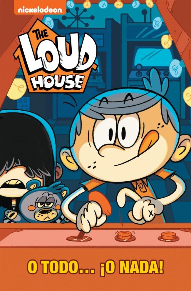 Papel The Loud House  O Todo .. O Nada