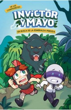 Papel Invictor Y Mayo En Busca De La Esmeralda Perdida