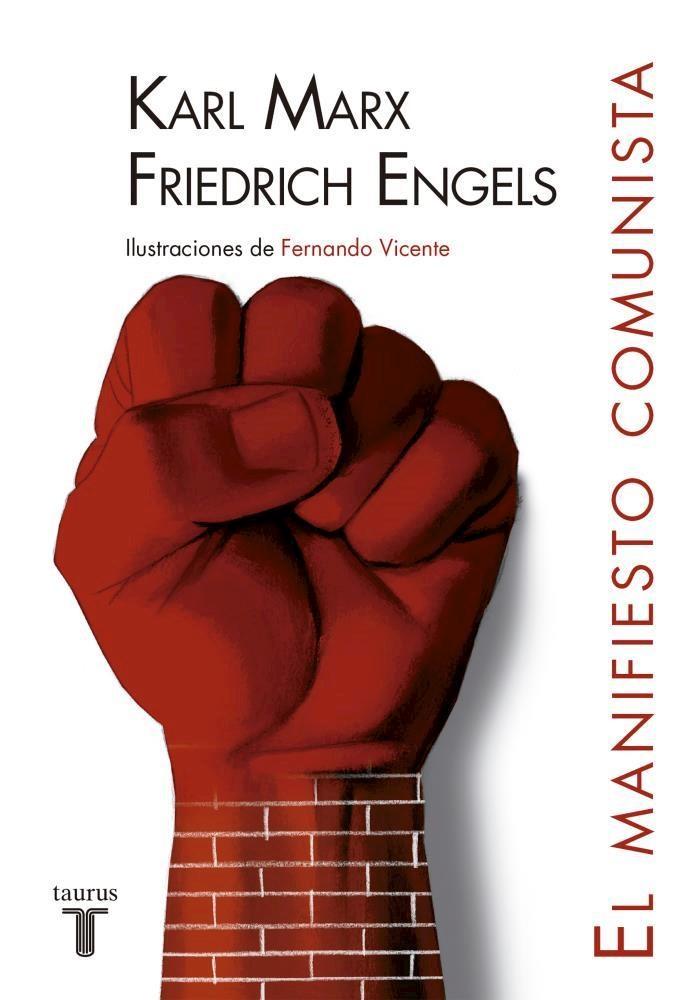 Papel Manifiesto Comunista, El (Ilustrado)