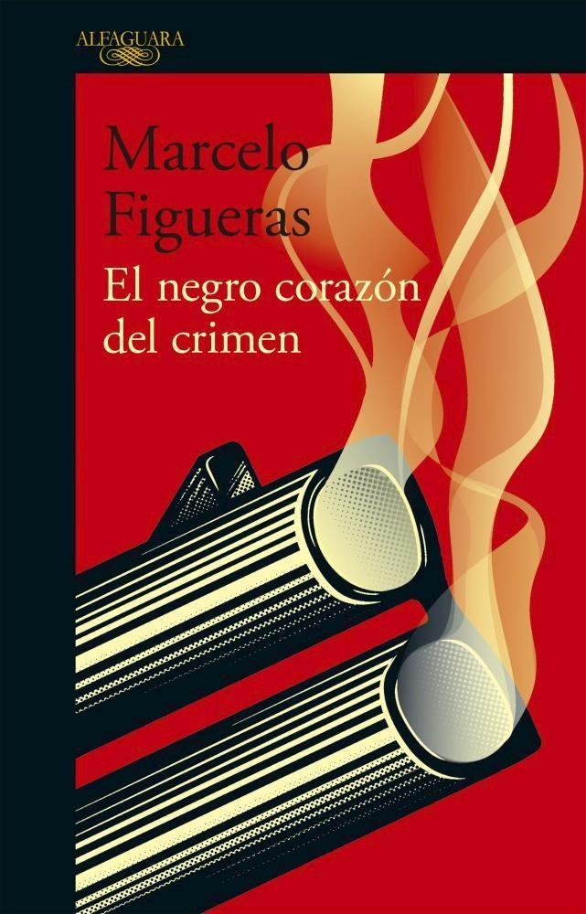 Papel Negro Corazon Del Crimen, El