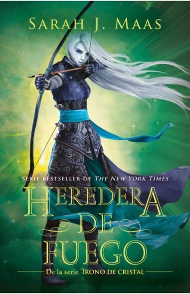 Papel Heredera De Fuego (Trono De Cristal 3)